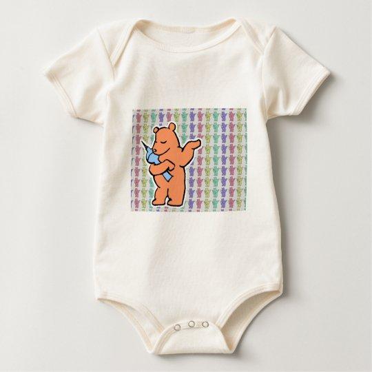 Berliner Bear Collections Baby Bodysuit