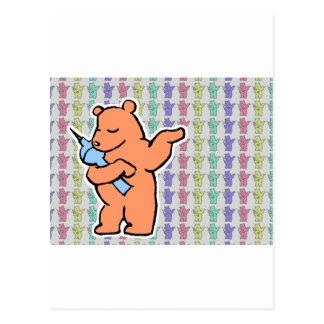 Berliner Bear Collections Postcard