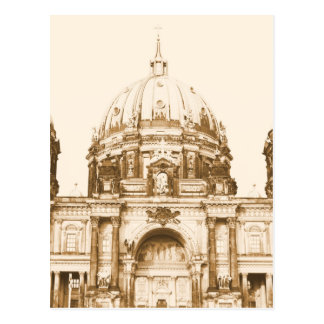Berliner Dom in Berlin, Germany Postcard