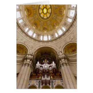 Berliner Dom organ, Berlin Card