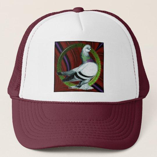Berliner Pigeon Circle Trucker Hat