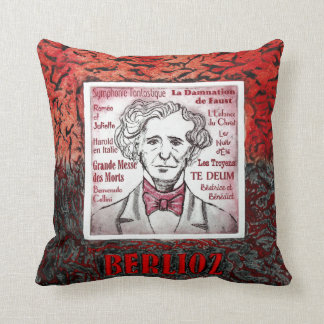 Berlioz cushion