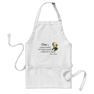 Berlioz on Time Aprons
