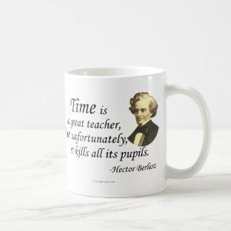 Berlioz on Time Coffee Mug