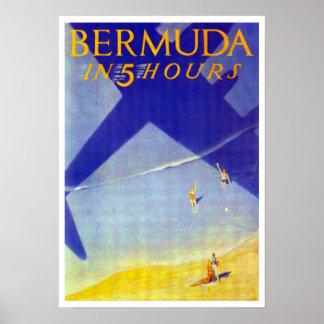 Bermud en 5 horas póster