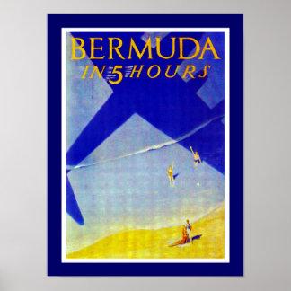 Bermud in 5 hours poster