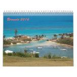 Bermuda 2014 Calendar