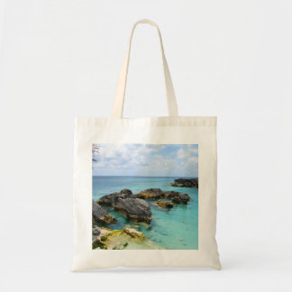 Bermuda Beach view Tote Bag