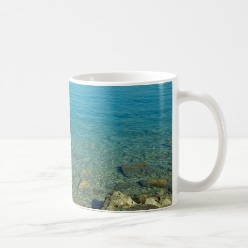 Bermuda Blue Green Waters Coffee Mug