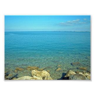 Bermuda Blue Green Waters Photographic Print