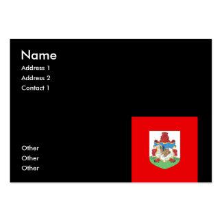 Bermuda Business Card Templates