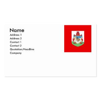 Bermuda Business Card