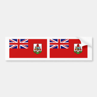 Bermuda Car Bumper Sticker