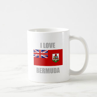 Bermuda Classic White Coffee Mug