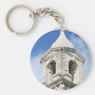 Bermuda Clocktower keychain