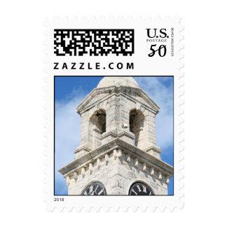 Bermuda Clocktower stamp