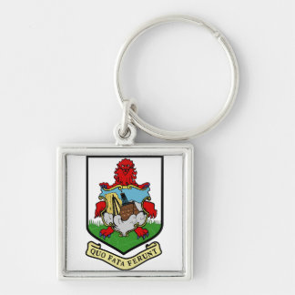 Bermuda Coat of arms BM Keychain