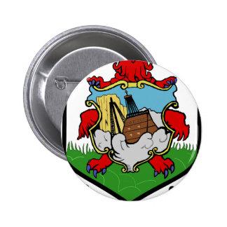 Bermuda Coat of Arms Pin