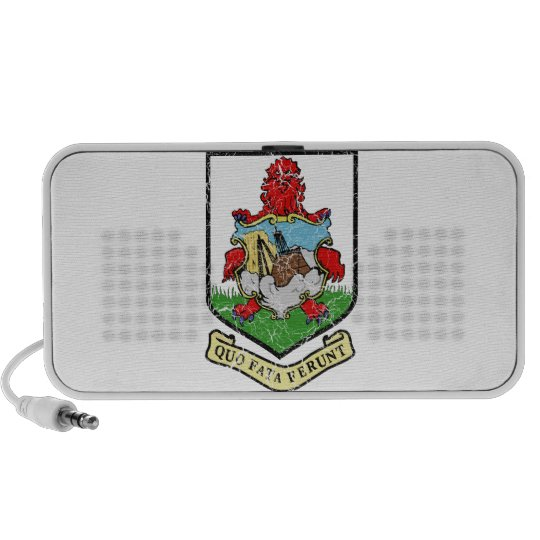 Bermuda Coat Of Arms Speaker