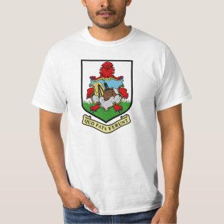 Bermuda Coat of Arms Tee Shirt