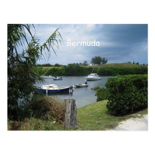 Bermuda Cove Postcard