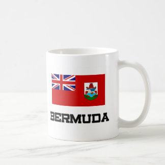 Bermuda Flag Coffee Mug