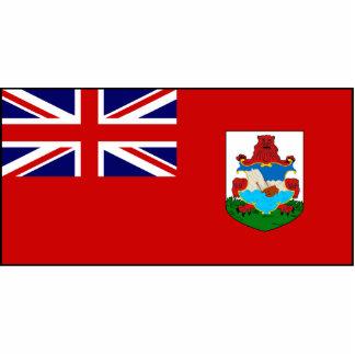 Bermuda Flag Cutout
