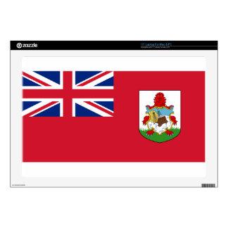 Bermuda Flag Decal For Laptop