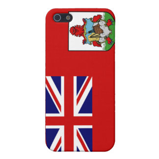 Bermuda Flag iPhone Cover For iPhone SE/5/5s
