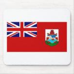 Bermuda Flag Mouse Pad