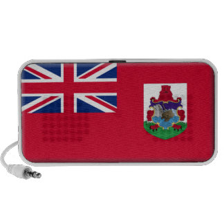 Bermuda Flag Travel Speakers