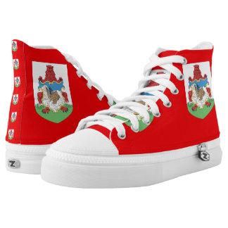 Bermuda High-Top Sneakers