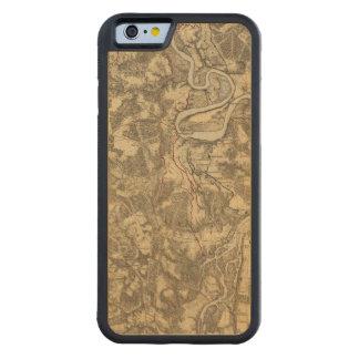 Bermuda Hundred, Virginia Carved® Maple iPhone 6 Bumper Case