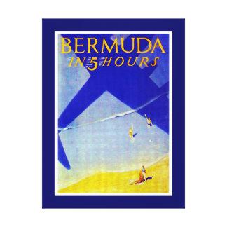 Bermuda in 5 hours - M Canvas Print