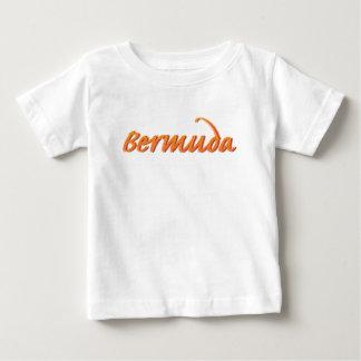 Bermuda in Orange Baby T-Shirt
