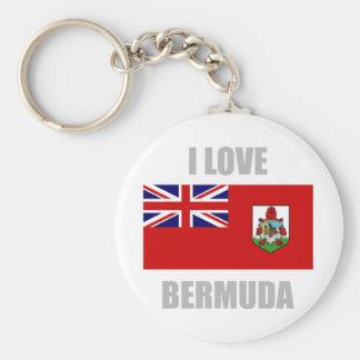 Bermuda Keychain