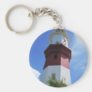 Bermuda Lighthouse Keychain