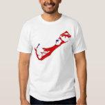 Bermuda map BM T-Shirt