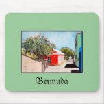 Bermuda Mouse Mats