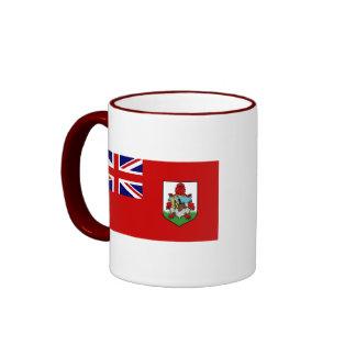 bermuda ringer coffee mug