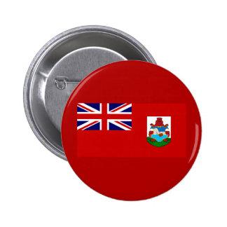 Bermuda National Flag Pinback Buttons