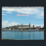 """Bermuda Photo Calendar<br><div class=""""desc"""">Take in the best sights of the gorgeous island of Bermuda.  One breathtaking picture per month!</div>"""