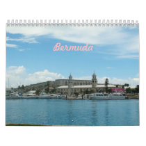Bermuda Photo Calendar