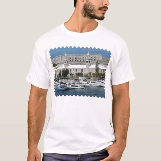Bermuda Port T-Shirt