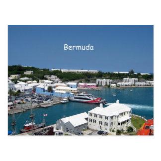 Bermuda Post Card