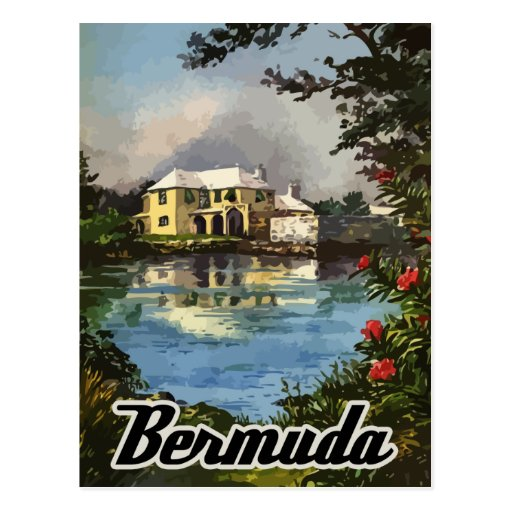 Bermuda Post Cards