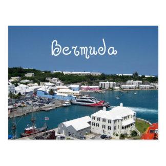 Bermuda! Postcard