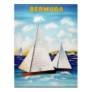 Bermuda Products Postcard