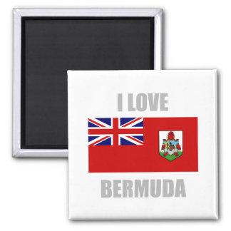 Bermuda Refrigerator Magnet