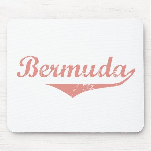 Bermuda Revolution Style Mouse Pad